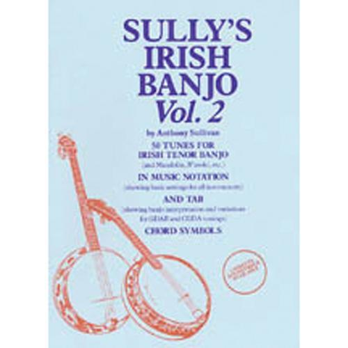 Media Sully's Irish Banjo Book Vol 2