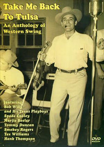 Media Take Me Back To Tulsa - An Anthology of Western Swing