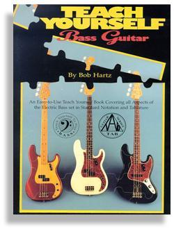 Media Teach Yourself Bass Guitar with CD