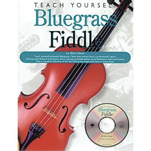 Media Teach Yourself Bluegrass Fiddle