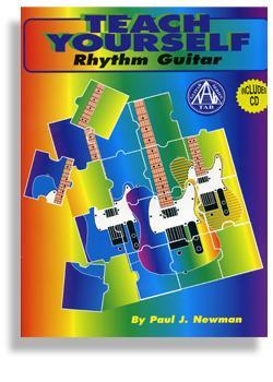Media Teach Yourself Rhythm Guitar with CD