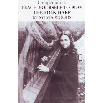 Media Teach Yourself to Play the Folk Harp Companion Cassette