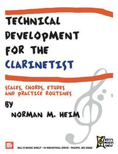 Media Technical Development for the Clarinetist