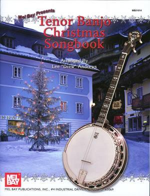 Media Tenor Banjo Christmas Songbook