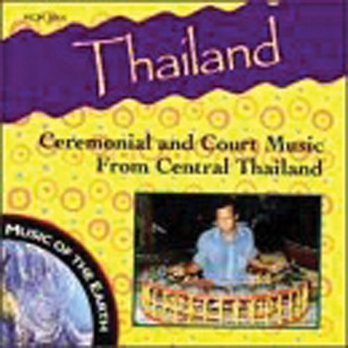 Media Thailand : Ceremonial and Court Music from Central Thailand