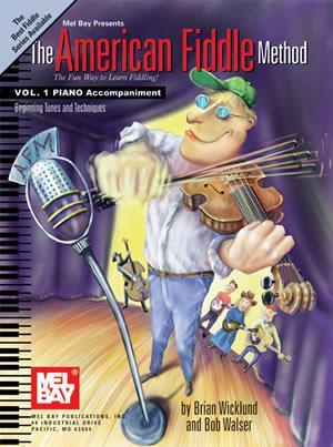 Media The American Fiddle Method Vol. 1 Piano Accompaniment