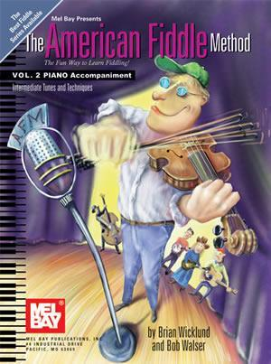 Media The American Fiddle Method Vol. 2 Piano Accompaniment