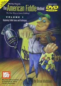 Media The American Fiddle Method,  Volume 1 - Fiddle  DVD