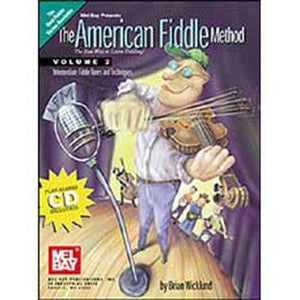 Media The American Fiddle Method Volume 2