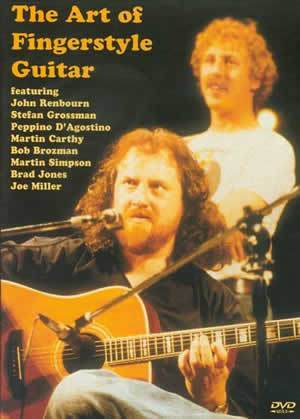 Media The Art of Fingerstyle Guitar  DVD