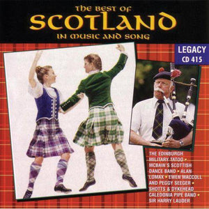 Media The Best of Scotland in Music and Song