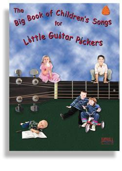 Media The Big Book of Children's Songs for Little Guitar Pickers