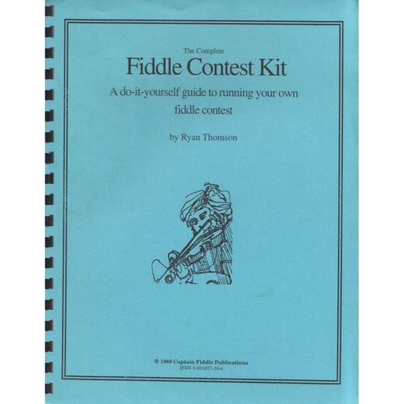 Media The Complete Fiddle Contest Kit