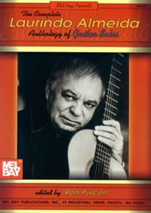 Media The Complete Laurindo Almeida Anthology of Guitar Solos
