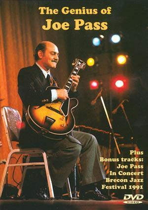 Media The Genius of Joe Pass  DVD