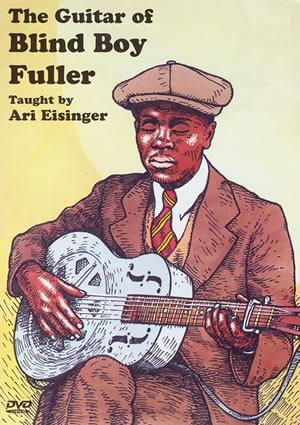 Media The Guitar of Blind Boy Fuller  DVD
