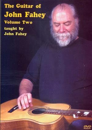 Media The Guitar of John Fahey Volume 2  DVD
