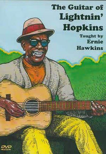 Media The Guitar of Lightnin' Hopkins  DVD