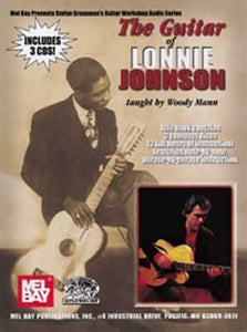Media The Guitar of Lonnie Johnson   Book/3-CD Set