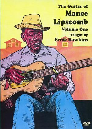 Media The Guitar of Mance Lipscomb, Volume 1  DVD
