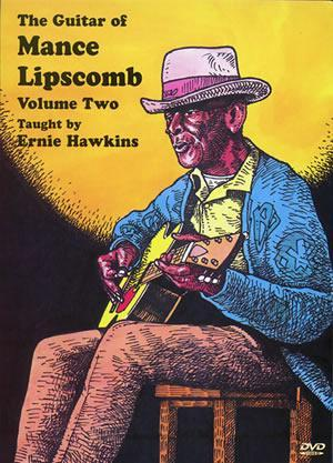 Media The Guitar of Mance Lipscomb, Volume 2  DVD