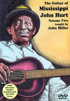 Media The Guitar of Mississippi John Hurt,  Volume Two  DVD