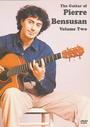 Media The Guitar of Pierre Bensusan Volume 2  DVD