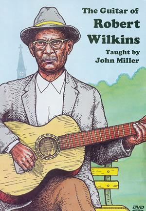Media The Guitar of Robert Wilkins  DVD