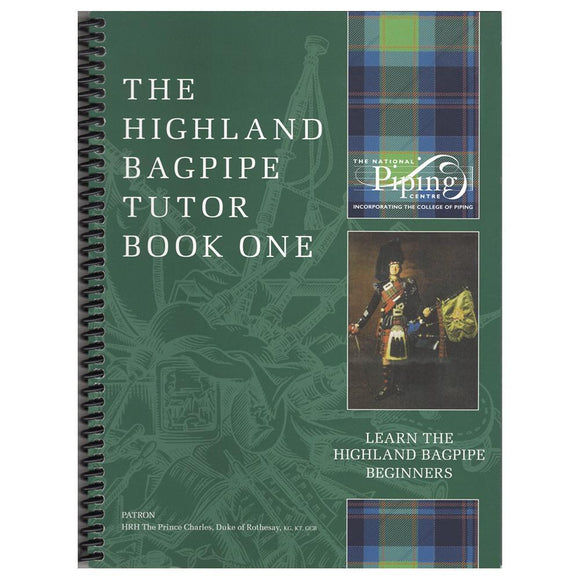 Media The Highland Bagpipe Tutor Book One
