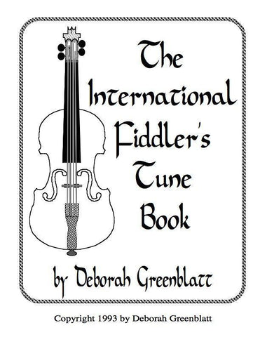 Media The International Fiddler's Tune Book