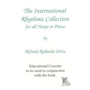 Media The International Rhythmic Collection for All Harps or Piano, Vol. 1 Companion Cassette