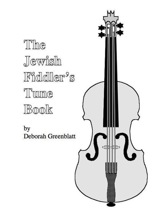 Media The Jewish Fiddler's Tune Book