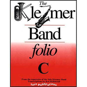 Media The Klezmer Band Folio, key of C (previously known as The Klezmer Band Book)