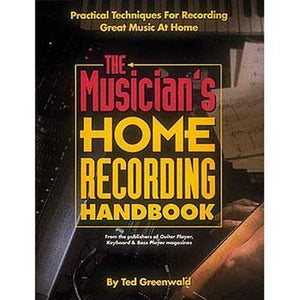 Media The Musician's Home Recording Handbook