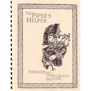 Media The Piper's Helper: Exercises for the Highland Bagpipe