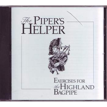 Media The Piper's Helper: Exercises for the Highland Bagpipe CD
