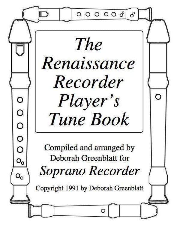 Media The Renaissance Recorder Player's Tune Book - Soprano