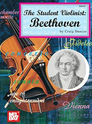 Media The Student Violinist: Beethoven