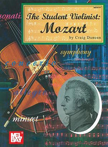 Media The Student Violinist: Mozart
