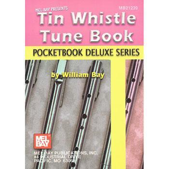 Media Tin Whistle Tune Book, Pocketbook Deluxe Series