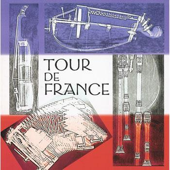 Media Tour De France, Music of the French Provinces