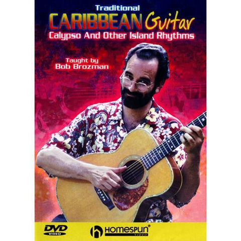 Media Traditional Caribbean Guitar: Calypso & Other Island Rhythms