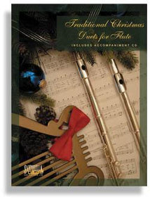Media Traditional Christmas Duets for Flute with CD