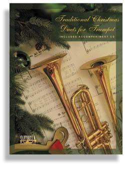 Media Traditional Christmas Duets for Trumpet with CD