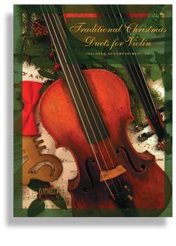 Media Traditional Christmas Duets for Violin with CD
