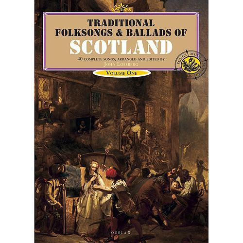 Media Traditional Folksongs & Ballads of Scotland Vol. 1