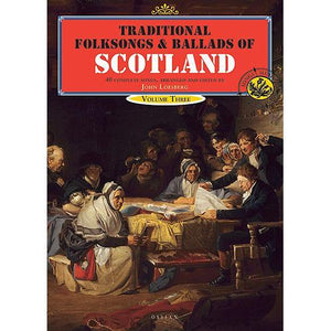 Media Traditional Folksongs & Ballads of Scotland Vol. 3