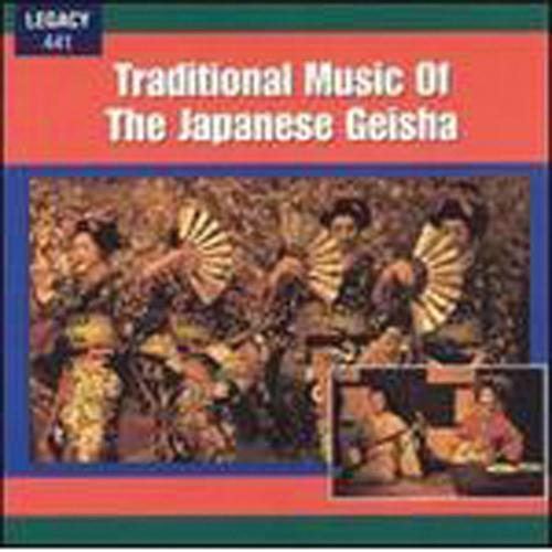 Media Traditional Music of the Japanese Geisha