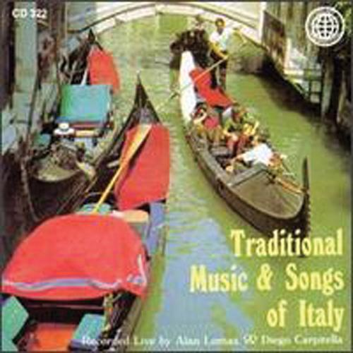 Media Traditional Music & Songs Of Italy