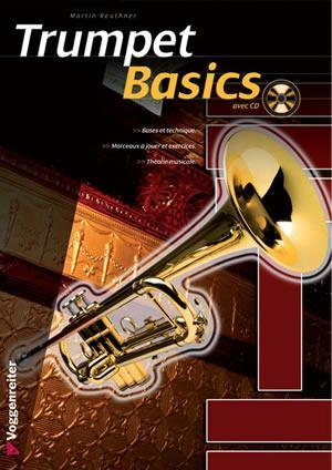 Media Trumpet Basics, French Edition  Book/CD Set